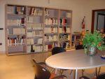 Sezione di Archivio di Stato di Assisi: sala della biblioteca