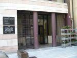 L'ingresso della sede della Sezione di Archivio di Stato di Foligno