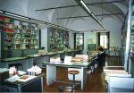 Archivio di Stato di Perugia: la vecchia sala di studio