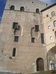 Il palazzo comunale di Gubbio, vecchia sede della Sezione