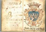 """Sezione di Foligno, """"arme antica"""" di Foligno in uso fino all'anno 1350"""